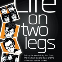 Life On Two Legs - la biografia di Norman Sheffield