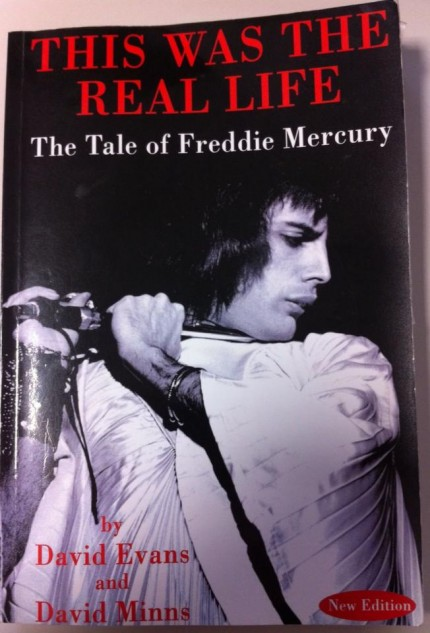 This Was The Real Life - The tale of Freddie Mercury