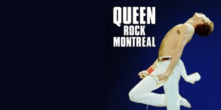 Queen Rock Montreal - torna in HD 4K nei cinema