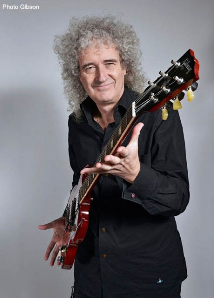 Stereonotte intervista Brian May - 14.07.2013