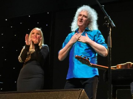 Brian May & Kerry Ellis - Candelight Christmas UK Tour