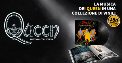 Queen - The Vinyl Collection - De Agostini