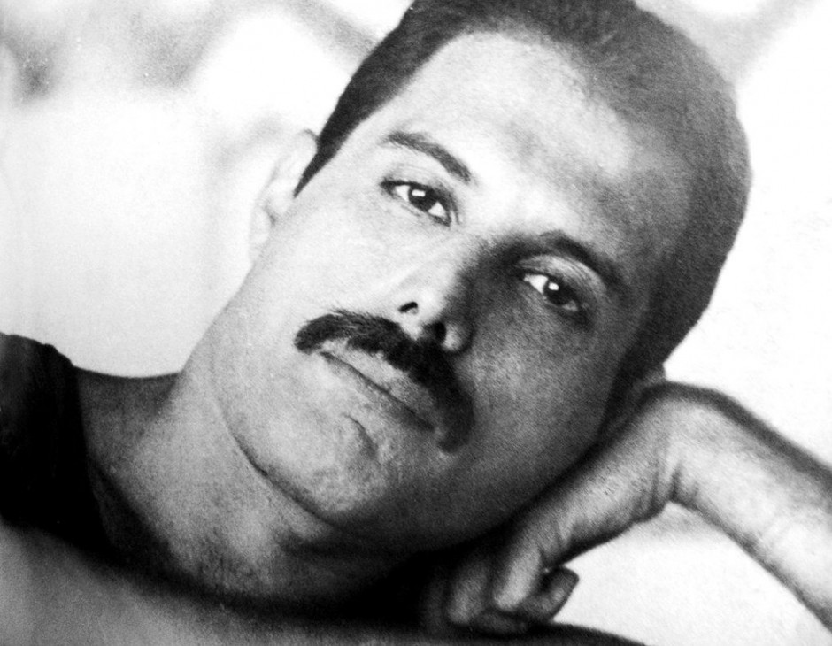Freddie Mercury - L'intervista Con Mary Turner - 1984 -
