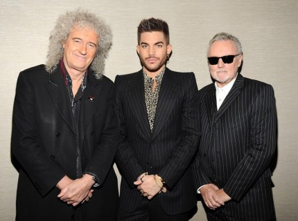Queen + Adam Lambert - RS interview 06.03.2014