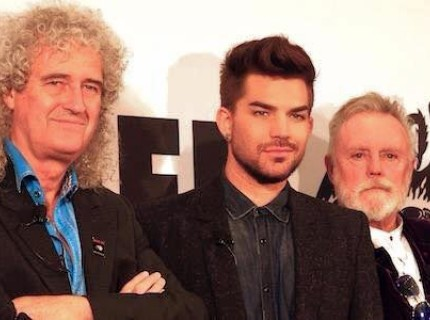 Queen + AL - annunciata esibizione tv in Germania per il 25.12