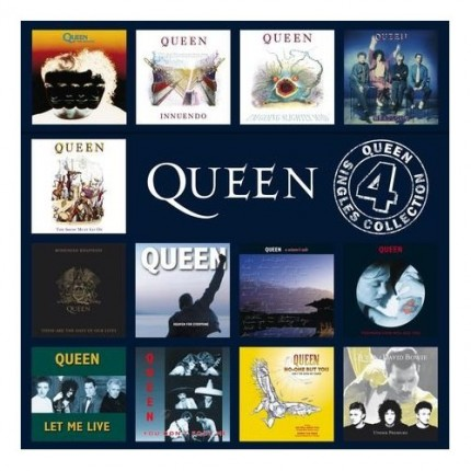 Queen - Single Box n. 4