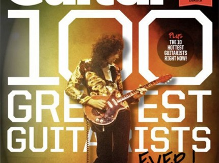 One Vision - Total Guitar intervista Brian May - luglio 2020
