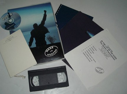 Made in Heaven - Promo box Germany