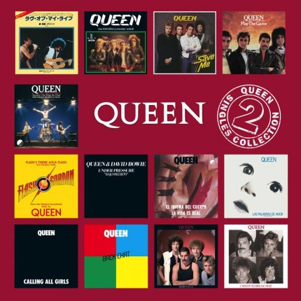 Queen - Single Box n. 2