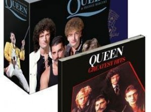 Queen - The Definitive discography