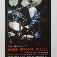 The Drums of ROGER MEDDOWS TAYLOR A Full & Detailed History