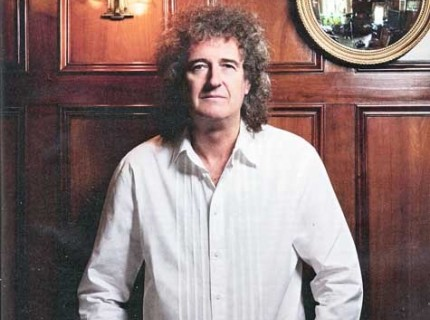 Brian May - Uncut Magazine interview - aprile 2011
