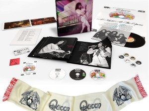 Queen - A Night At The Odeon - Boxset