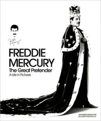 Freddie Mercury - The great preteder - A life in picture