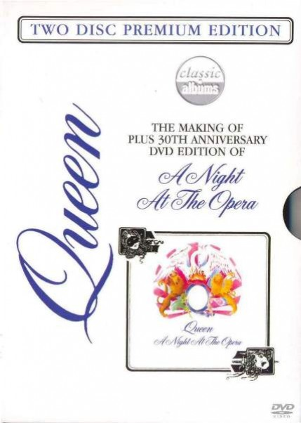 A Night at the Opera - The Making Of
