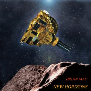 Brian May - New Horizons - un nuovo brano