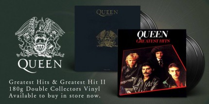 Greatest Hits e Greatest Hits 2 - Ristampa in vinile - esce il 18 novembre