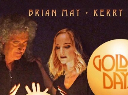 Golden Days - il nuovo album di Brian May e Kerry Ellis
