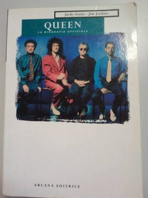 Queen As it Began - la biografia ufficiale