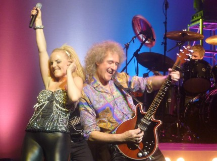 Brian May (e Kerry Ellis?) ospite all'Arena di Verona - 01.06.2015